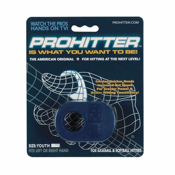 Prohitter 打擊緩衝墊 Batters Training Aid-Youth Size 黑/藍/紅/黃 [2美國直購]