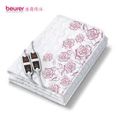 【德國博依 beurer】德國製 離子抗菌床墊型電毯 (雙人雙控定時型) (TP66XXL)