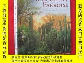 二手書博民逛書店Succulent罕見Paradise: Twelve Grea