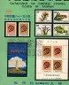 二手書R2YB 81年三版《彩色中國近期郵票目錄》駱明裕 日月集郵社