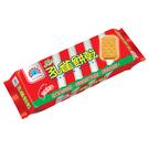 孔雀餅乾-原味(2020新版)135g/包*3包【合迷雅好物超級商城】-01