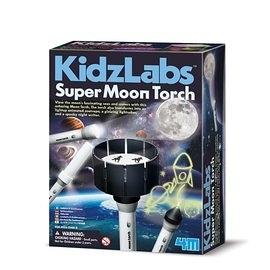 月光魔力寶盒 Super Moon Torch 跑馬燈 投影 動畫 視覺遊戲 物理 教材 香港4M