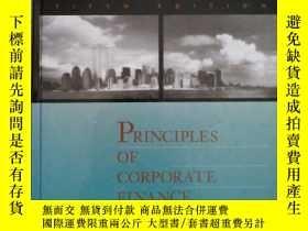二手書博民逛書店Principles罕見of Corporate Finance Richard A. BreadleyY67