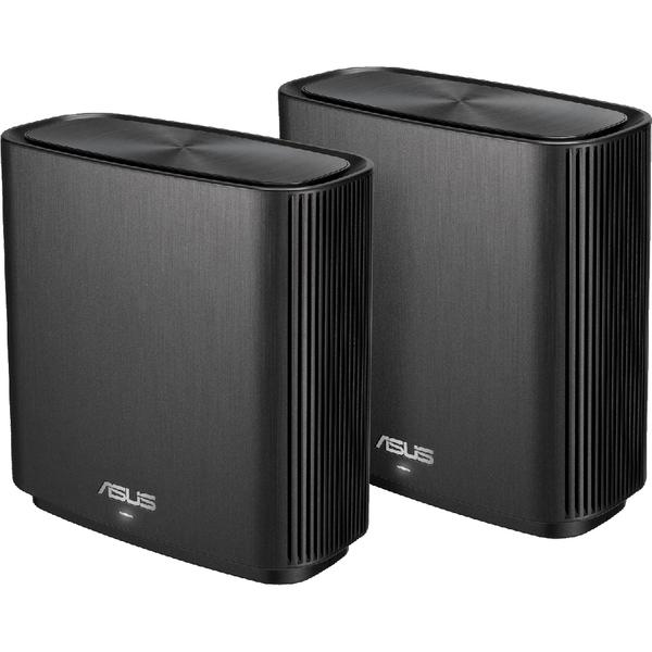 【免運費】ASUS 華碩 ZenWIFI AC CT8 (二件組) AC3000 三頻 Wi-Fi Mesh 系統 網狀網絡 路由器