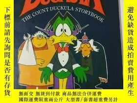 二手書博民逛書店THE罕見COUNT DUCKULA STORYBOOK 4 IN ONEY380600 MAUREEN sp