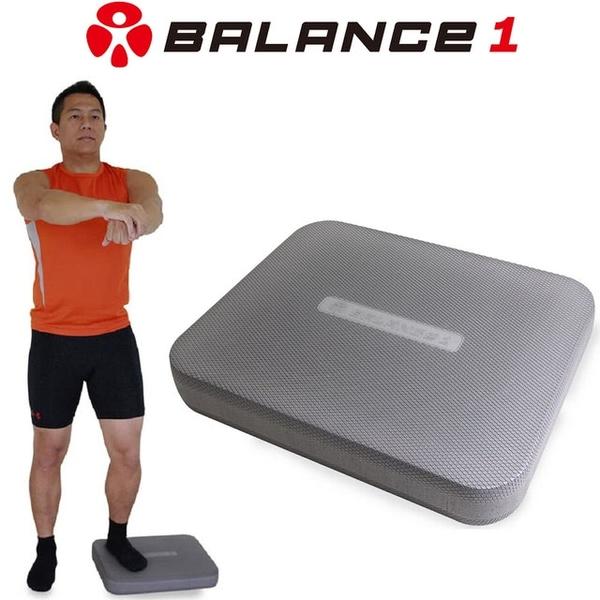 【BALANCE 1】核心健身平衡墊(灰)