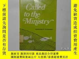 二手書博民逛書店Called罕見to the Ministry(被召集到部裏)f