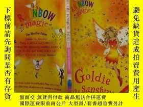 二手書博民逛書店Goldie罕見the sunshine fairy:陽光仙女Y200392