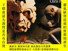 二手書博民逛書店Elements罕見of Woodcarving 英文原版-《木雕基礎》Y421354 Chris Pye 克