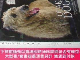 二手書博民逛書店英文原版大開本罕見Quake Dogs. Laura SessionsY7215 Laura Sessions