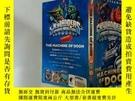 二手書博民逛書店Skylanders:罕見The Machine of Doom:天行者:末日機器Y200392