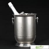 保冰桶 不銹鋼日式香檳桶 冰桶 啤酒桶 香檳桶香檳盆 【快速出貨】