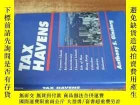 二手書博民逛書店TAX罕見HAVENS TODAY《避稅天堂》(離岸融資和投資的