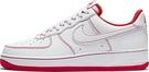 NIKE系列-AIR FORCE 1 07 男款白紅色運動休閒鞋-NO.CV1724100