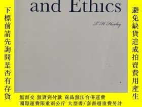 二手書博民逛書店Evolution罕見and Ethics(英文版)Y22039