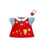 日本POPO-CHAN-洋娃娃 草莓吊帶裙組合鎮 399元