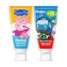 快潔適 Probo 兒童牙膏 80g TAYO/佩佩豬【新高橋藥局】2款可選