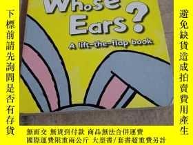 二手書博民逛書店Whose罕見ears?Y283241