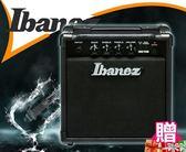 【小麥老師 樂器館】買1贈6!!Ibanez 10瓦電貝斯音箱(IBZ10B )Bass音箱