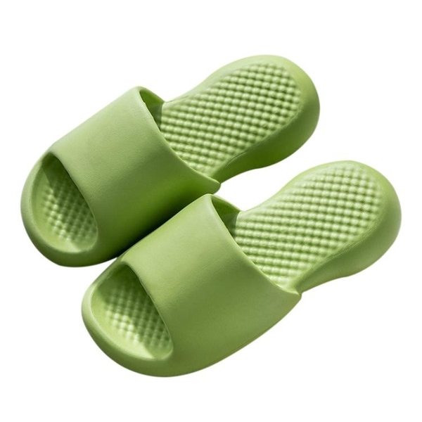 厚底涼拖鞋女夏季家用浴室防滑防臭居家居淋浴室內踩屎感拖鞋男夏