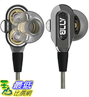 [105美國直購] ActionPie VJJB-V1S 有線耳機 High Resolution Heavy Bass In-ear Headphones with Mic for SmartPhones
