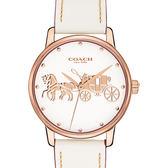 Coach耀眼迷人時尚腕錶(手錶 男錶 女錶 對錶)-台灣總代理原廠公司貨-原廠保固兩年