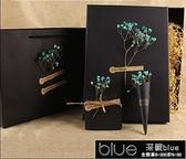 現貨 純色包裝盒禮品盒長方形生日文藝高檔禮物盒11-14【全館免運】