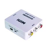 [富廉網] HDMI-107  AV轉HDMI轉換器