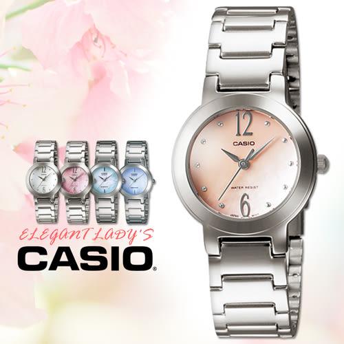 CASIO手錶專賣店 卡西歐 LTP-1191A-4A2 女錶 指針錶 不銹鋼錶帶 三折錶帶 礦物防刮玻璃