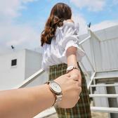 情侶對錶  滿天星情侶手錶女男一對2019年新款女士學生韓版簡約氣質網紅滿鑽