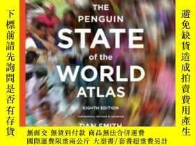 二手書博民逛書店The罕見Penguin State Of The World