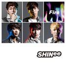 SHINee Fire CD 普通版 (音樂影片購)