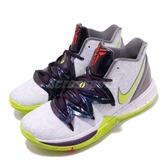 Nike Kyrie 5 EP Mamba Mentality 白 綠 小丑配色 籃球鞋 Irving 5代 男鞋 運動鞋【PUMP306】 AO2919-102