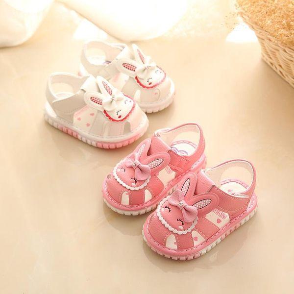 6-12個月包頭軟底嬰兒鞋公主學步鞋女童