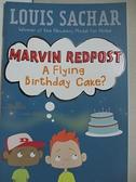【書寶二手書T1/原文小說_CR5】A Flying Birthday Cake?_Sachar, Louis/ Wummer, Amy (ILT)