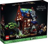 LEGO 樂高 創意系列 中世書屋 21325