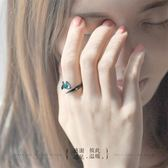 花芽原創荊棘情侶對戒純銀戒指一對禮物 LQ3461『夢幻家居』
