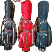 新款honma侯馬高爾夫球包 布包 輕便包 男女士球桿包golf bagQM   JSY時尚屋