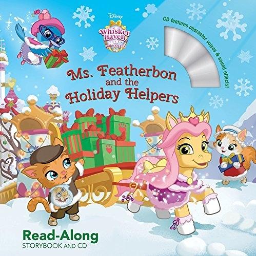 【麥克書店】MS FEATHERBON AND HOLIDAY HELPERS /聽迪士尼說故事