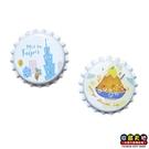 【收藏天地】瓶蓋冰箱貼-遇見台北&芒果冰2款 ∕ 磁鐵 文創 家飾 居家