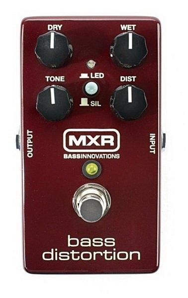 ☆ 唐尼樂器︵☆ Dunlop MXR M85 Bass Distortion 貝斯 破音 單顆 效果器