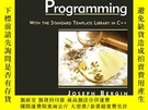 二手書博民逛書店Data罕見Structure ProgrammingY256260 Joseph Bergin Spring
