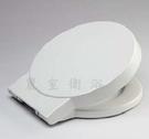 【麗室衛浴】國產 馬桶蓋正圓形 A-457