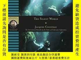 二手書博民逛書店The罕見Silent World-寂靜的世界Y436638 Jacques Cousteau Nationa