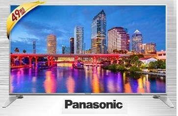 Panasonic 國際牌49吋LED 液晶顯示器 TH-49DS630W