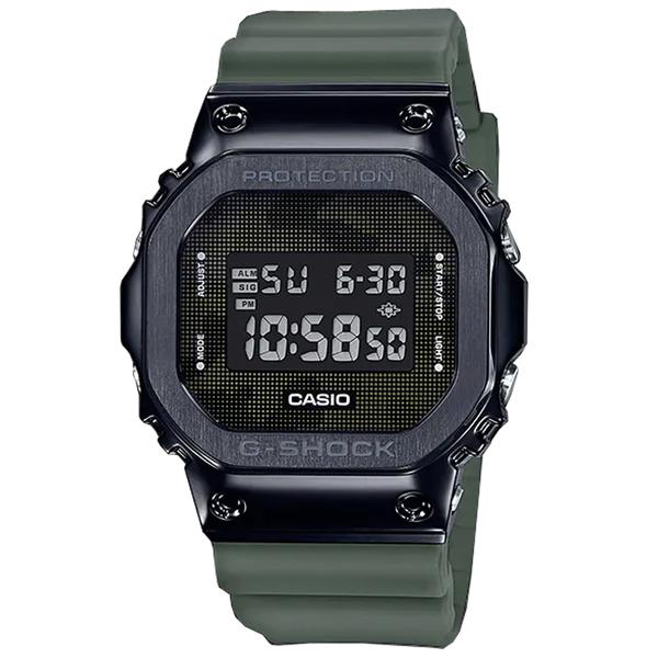 CASIO 卡西歐 手錶專賣店 GM-5600B-3 G-SHOCK 電子 男錶 矽膠錶帶 防水200米 GM-5600B