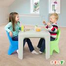 美國Simplay3 可愛桌椅組