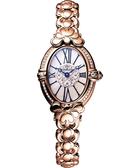 BijouMontre 凱薩琳鑽錶-玫塊金 33011T