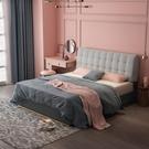 芊芊郡主床頭靠墊軟包床頭板大靠背墊床頭罩榻榻米現代簡約可拆洗 雙十二購物節