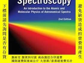 二手書博民逛書店Astronomical罕見SpectroscopyY25517